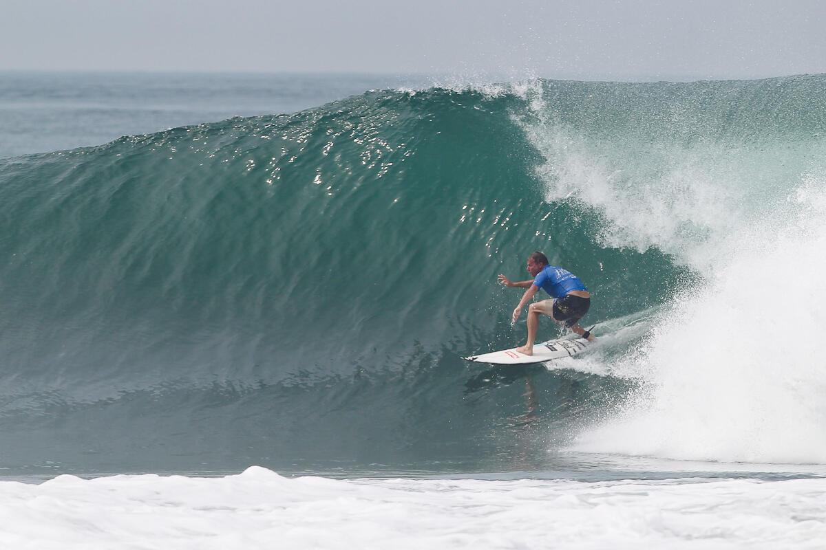 Taj Burrow (Winning Wave)