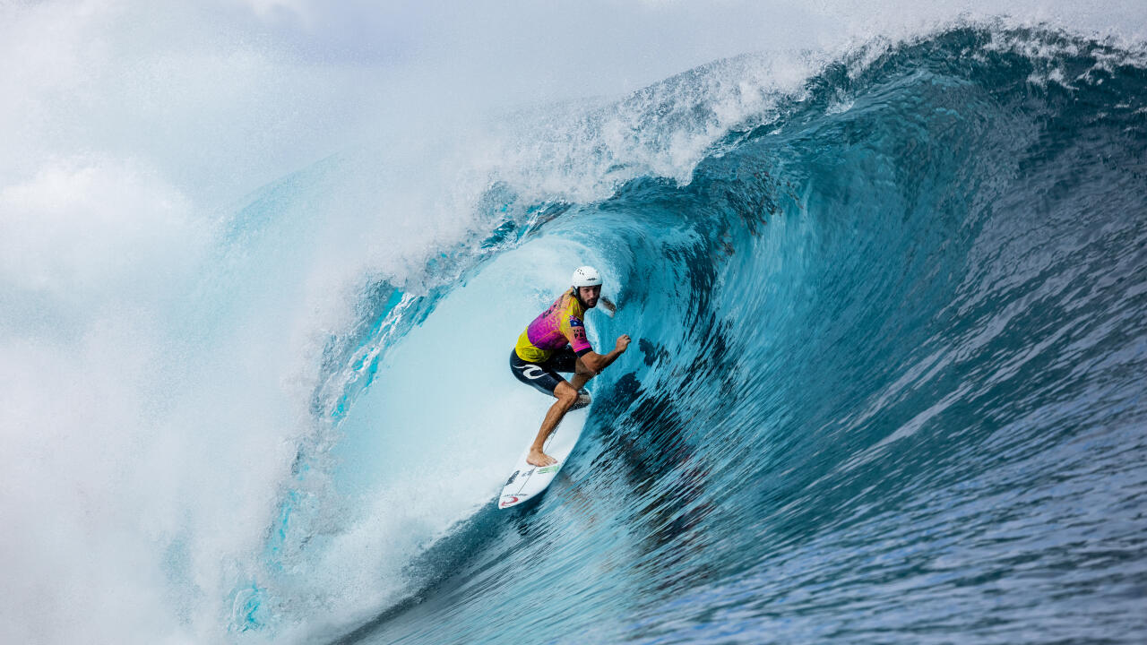Olympic Surfing 20 Venue Announced   World Surf League