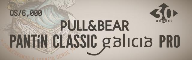 Pull&Bear Pantin Classic Galicia Pro 2017