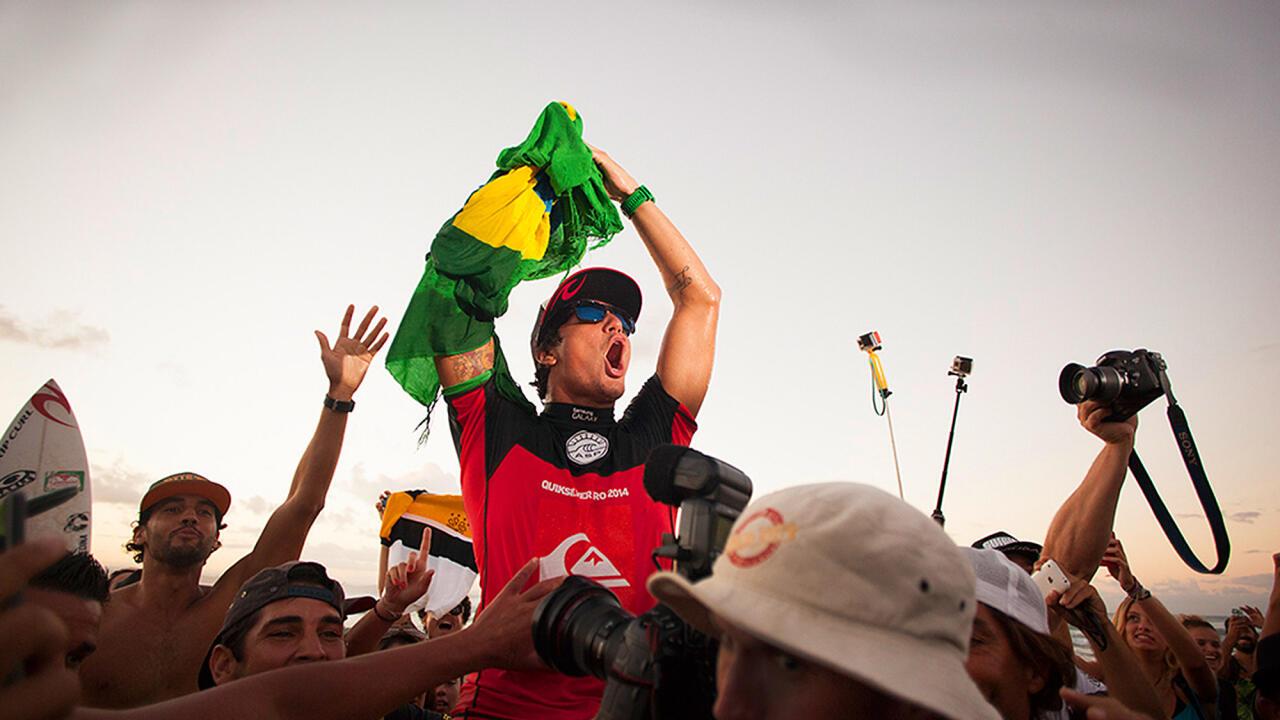 Vai Medina: Surfing's Rise in Brazil