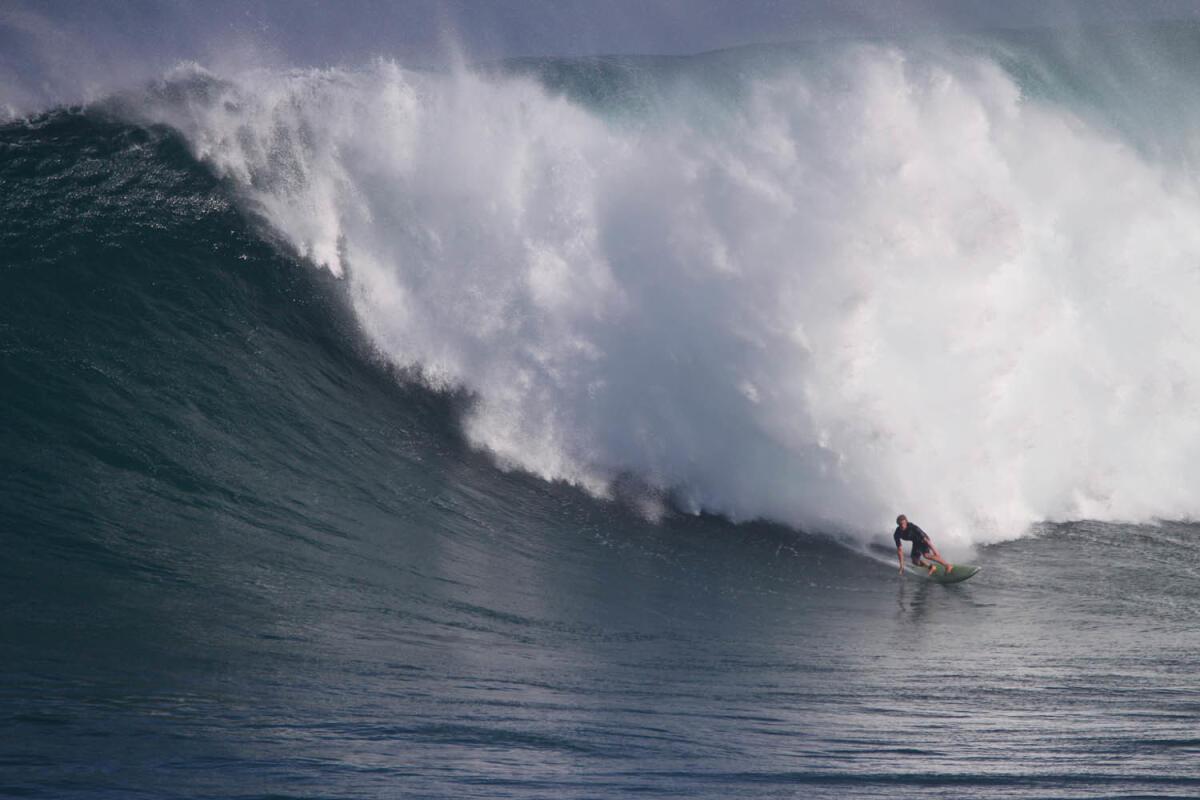 2018 Biggest Paddle Entry: John John Florence at Jaws by Lynton A2