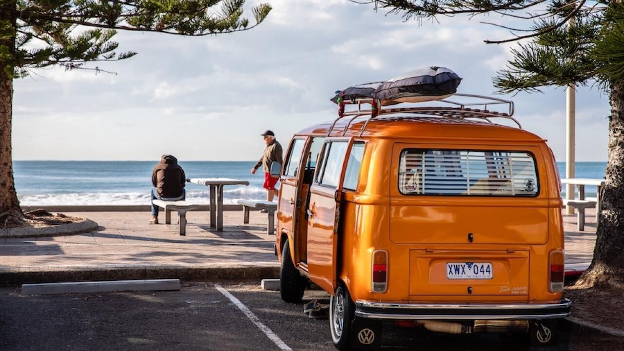 The 20 Best Camper Van Rentals For A Surf Road Trip   World Surf League
